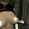 Mobile Milker Armorを改造したら余計にアレになった。Skyrim