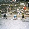 雪の日とNATURA1600  #filmphotography