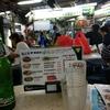 香港地元飯、熟食中心、大牌檔:羊腩煲(羊のお肉のお鍋)、イカすり身のコロッケ(新南苑大排檔、牛頭角街市熟食中心)