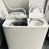 洗濯機の処分と、わが家の洗濯事情(3869個まで捨てた結果:いらないもの4000個捨てるチャレンジ)。