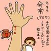 三焦経(TE)7 会宗(えそう)