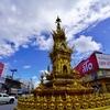 【動画】タイ最北の街チェンライの中心「時計台」を東京砂漠と共に!