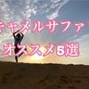 【砂漠泊】インド・ジャイサルメールのキャメルサファリをオススメする理由5つ書き上げたぞ!!