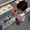 日本橋・銀座・東京は幼児連れに結構やさしい・楽しい街だった