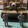 TAMIYA 1/48 ドイツ陸軍 重戦車 タイガーI 初期生産型 製作記 PART2