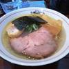 札幌市白石区栄通 らー麺 山さわ 鶏清湯 塩と醤油