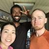 日本を歩いて旅する外国人