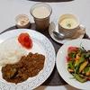 【洋食】夜ご飯の記録と懐かしのコーンスープ(レシピ付)/How to Make Corn Soup/อาหารที่มื้อดึกที่ทำเอง