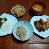 幸運な病のレシピ( 2411 )朝:カツ丼、魚、手羽先糠醤油、糠漬けプレゼント