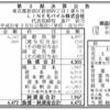 LINEモバイル株式会社 第3期決算公告