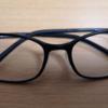 ヒンジレス眼鏡を購入してみました。