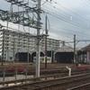 【電車お出掛け】小鉄と初詣は阪堺電車の車両基地見学の後、阪堺電車に乗って住吉大社へ。