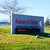 ボーイング・エバレット工場を一望できるフューチャーオブフライト(Future of Flight)は実はかなりイケてるスポット