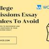 大学出願用エッセイで避けるべき5つの間違い