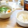 ぎょうざかふぇOHAKOのスープぎょうざセット(三沢市)