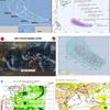 【台風情報】2月20日03時にマーシャル諸島近海で台風2号『ウーティップ』が発生!日本への上陸はある!?気象庁・米軍・韓国・NOAA・ヨーロッパの進路予想は?