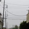 作曲工房 朝の天気 2017-10-21(土)雨、続く。