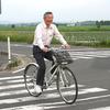 自転車のサドルによるジーンズの色落ち対策について