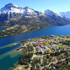 湖のむこう側はアメリカ!ワーホリでカナダウォータートンレイク国立公園で働いた話