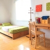 4人家族が3LDKで快適に暮らす為には、二段ベッドが必要!