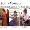 マラウイの教員大学の生徒さんたちとワークショップを理数科の仲間と開催しました
