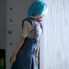 momoko doll R.A : a blue skirt girl