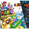 スーパーマリオ3Dワールド+フューリーワールドが2021年2月12日(金)発売