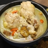 材料をぜんぶ入れて通常炊飯するだけの参鶏湯