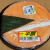 今日の食べ物 朝食に鱒寿司