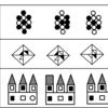 同図形発見・異図形発見の正答率を上げるためには1つずつチェックをすることが大切