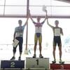 熊本県自転車競技選手権大会 M-M(オジサン)クラス優勝