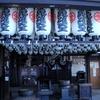 大阪観光後東京に戻る 2010年3月後半
