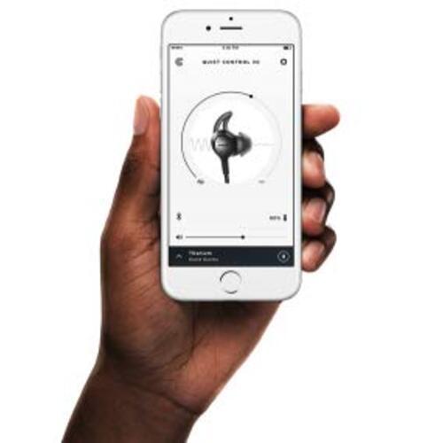 【Bose QuietControl 30】防水機能に加え、雑音も聞こえない最高のワイヤレスイヤホン