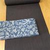 片貝木綿と半巾帯