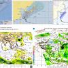 【台風情報】台風24号は『非常に強い』勢力で紀伊半島へ上陸・その後本州を縦断か!?気象庁・米軍・ヨーロッパ・NOAA・韓国の進路予想は?台風25号『コンレイ』も台風24号に追随!