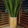 ZARA HOME(コッパーカラークラックル加工ガラス花瓶)