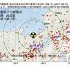 大飯原子力発電所周辺の地殻変動と地震活動 (2017年09月14日現在)