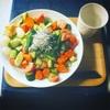【咀嚼欲を満たすサラダ】