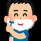 髭剃りによる肌荒れにクリーム・ジェルでスキンケア【弱肌男子】