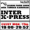 ラジオのススメ【INTER X-PRESS】