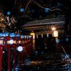 雪の京都は金閣寺と貴船神社を撮ってきた!にゃんこパフェも食べてきたよ!