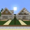 【Minecraft】住宅地を作る①【コンパクトな街をつくるよ22】