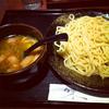 【つけ麺さとう】つけ麺(醤油)を頂いてきました。