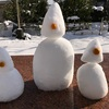 【雪だるまをこさえてる場合じゃないよ!!】