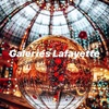 【Galeries Lafayette】パリで気軽にクリスマス雰囲気を味わうならココ!