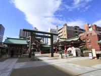 戌の日の神社参拝は平日に行って大正解!お散歩気分でのんびり過ごしました