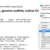 リファレンスゲノム情報を使ってcontigをソートし、ギャップクローズのPCRプライマーを自動設計するProjector 2