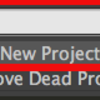 プロジェクトを登録していちいち開かなくてよくする(Project Mangerの導入・使い方)