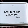 日めくりカレンダーBOOK「A VERY MERRY EVERY DAY to you」レビュー!