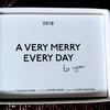 日めくりカレンダーBOOK「A VERY MERRY EVERY DAY to you」レビュー!